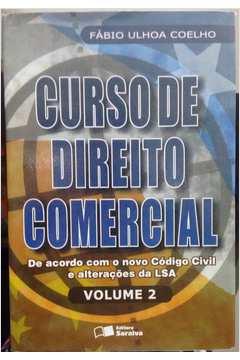 Curso de Direito Comercial vol. 2