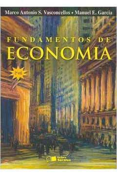 FUNDAMENTOS DE ECONOMIA 2ª EDICAO