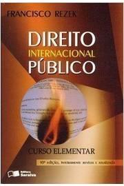 Direito Internacional Público: Curso Elementar - 10ª