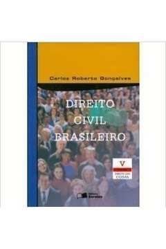 Direito Civil Brasileiro Vol. V
