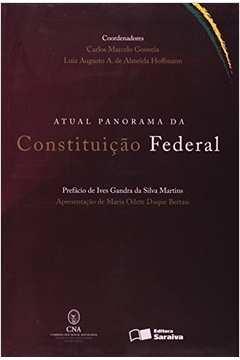 Atual Panorama da Constituição Federal
