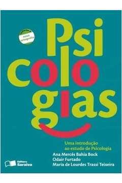 Psicologias: Uma Introducão ao Estudo de Psicologia