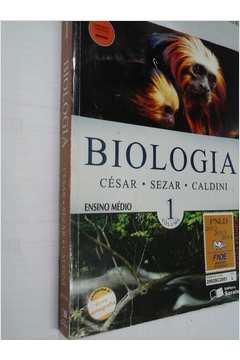 Biologia - Ensino Médio - Volume 1