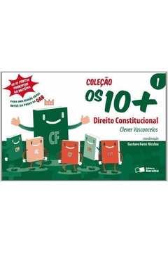 Direito Constitucional - Vol.1 - Colecão os Mais