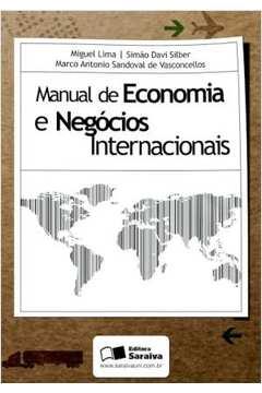 Manual de Economia e Negocios Internacionais