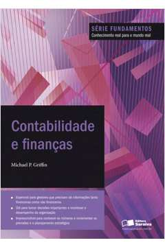 Contabilidade e Finanças (série Fundamentos )
