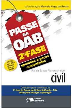 Civil Passe na Oab 2 Fase Questoes e Pecas Comentadas