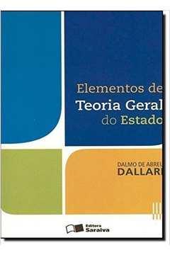 Elementos de Teoria Geral do Estado