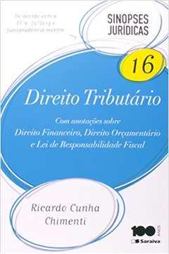 Direito Tributario - Sinopses Juridicas - 16
