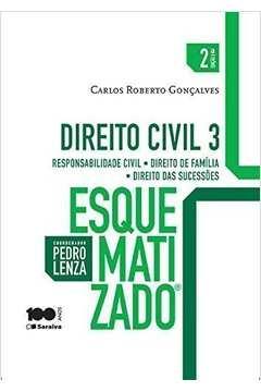 Direito Civil 3 Esquematizado