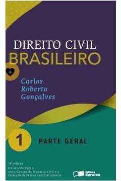 Direito Civil Brasileiro Volume 1 - Parte Geral