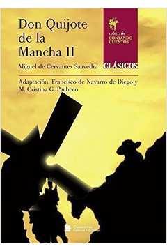 DON QUIJOTE DE LA MANCHA II - COLECAO CONTANDO CUENTOS
