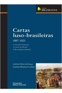 Cartas Luso Brasileiras 1807 1821