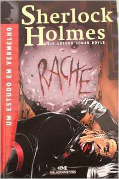 Sherlock Holmes  um Estudo Em Vermelho 4ª Edição