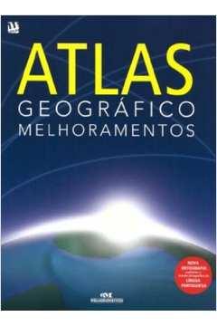 Atlas Geográficos Melhoramentos