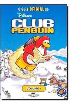 O Guia Oficial Disney Club Penguin Vol 1