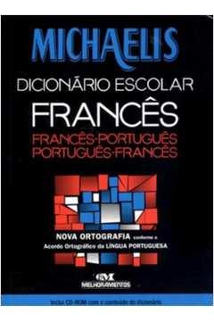 Michaelis Dicionário Escolar Francês (sem Cd)