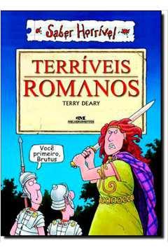 Terríveis Romanos - Saber Horrível