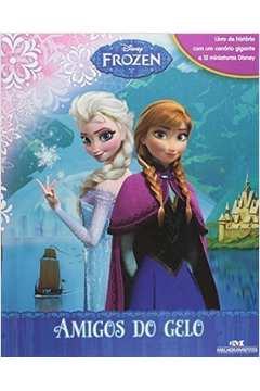 Disney Frozen Amigos do Gelo