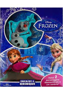 Frozen Encaixe e Brinque