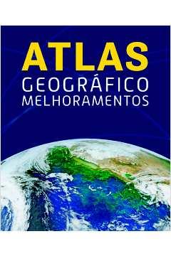 ATLAS - GEOGRAFICO MELHORAMENTOS