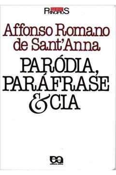 Paródia, Paráfrase & Cia - Série Princípios