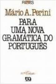 Para Uma Nova Gramatica do Portugues - Serie Principios
