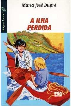 A Ilha Perdida  Série Vaga Lume  39ª Edição