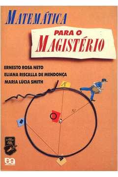 Matemática para o Magistério