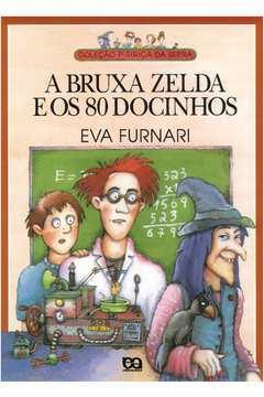 Bruxa Zelda e os 80 Docinhos