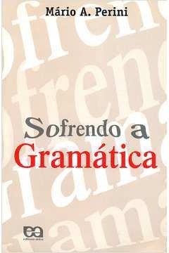Sofrendo a Gramática