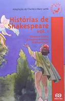 Historias de Shakespeare - Romeu e Julieta/a Megera Domada/a Tempestade