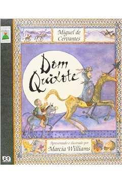 Dom Quixote - Classicos Em Quadrinhos
