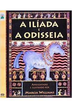 Iliada e a Odisséia, A - Clássicos em Quadrinhos
