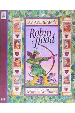 AVENTURAS DE ROBIN HOOD, AS - CLASSICOS EM QUADRINHOS