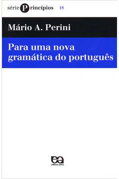 Para uma Nova Gramática do Português