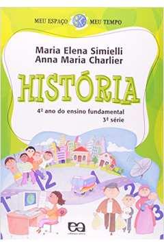 Meu Espaco Meu Tempo Historia 4 Ano Ensino Fundamental