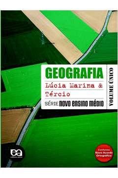 Geografia - Série Novo Ensino Médio