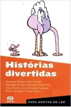 Histórias Divertidas - Volume 13 Coleção para Gostar de Ler