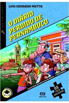 O Diário Perdido de Pernambuco