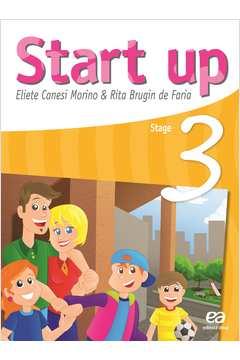 Start Up Stage 3