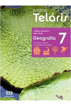 Projeto Telaris Geografia 7ano