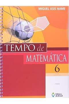 Tempo de Matematica 6°ano