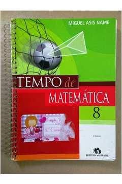 Tempo de Matemática 8º ano