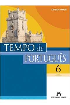 TEMPO DE PORTUGUES 6º ANO