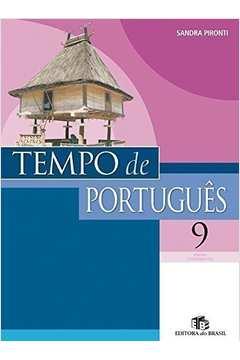 TEMPO DE PORTUGUES 9° ANO