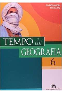 Tempo de Geografia 6° Ano