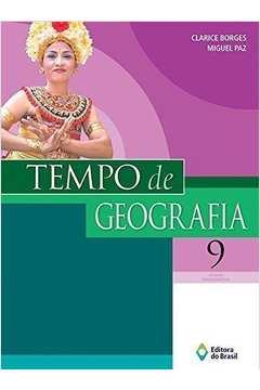 Tempo de Geografia 9° Ano