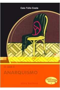 O que é anarquismo