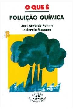 O que é poluição química